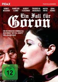 Ein Fall für Goron, DVD