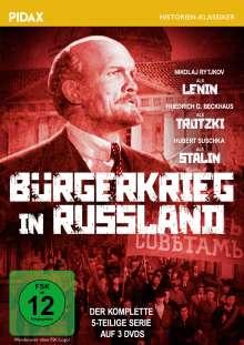 Bürgerkrieg in Russland, 3 DVDs