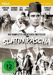 Slatin Pascha, DVD