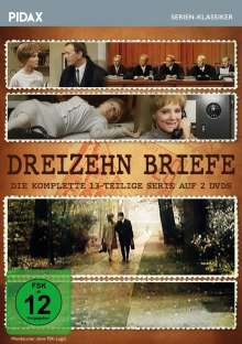 Dreizehn Briefe (Komplette Serie), 2 DVDs