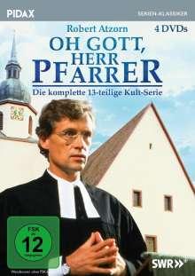 Oh Gott, Herr Pfarrer (Komplette Serie), 4 DVDs