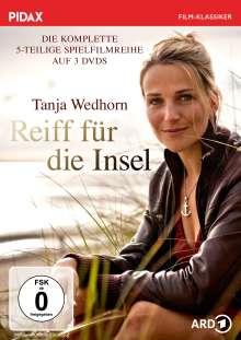 Reiff für die Insel (Komplette Serie), 3 DVDs