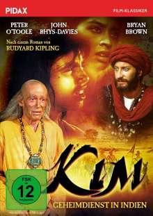 Kim - Geheimdienst in Indien, DVD
