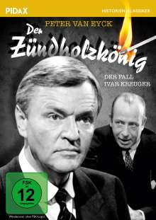 Der Zündholzkönig - Der Fall Ivar Kreuger, DVD