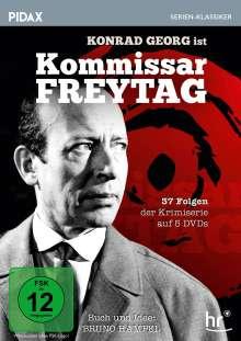 Kommissar Freytag, 5 DVDs