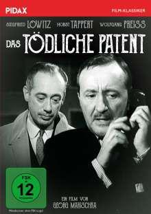Das tödliche Patent, DVD