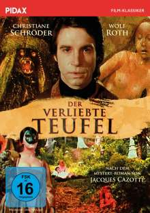 Der verliebte Teufel, DVD