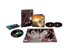 Higurashi Vol. 4 (Blu-ray im Steelbook), 3 Blu-ray Discs