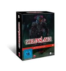 Goblin Slayer Vol. 1 (inkl. Sammelschuber) (Mediabook), DVD