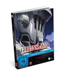 Goblin Slayer Vol. 2 (Blu-ray im Mediabook), Blu-ray Disc