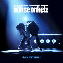Böhse Onkelz: Live in Dortmund II, 2 CDs