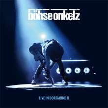 "Böhse Onkelz: Live in Dortmund II ""Gonzo"" (180g) (Limited-Edition), 4 LPs"