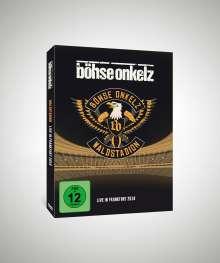 Böhse Onkelz: Waldstadion - Live in Frankfurt 2018, 2 DVDs