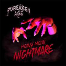 Forsaken Age: Heavy Metal Nightmare, CD