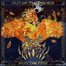 Axewitch: Out Of The Ashes Into The Fire, CD