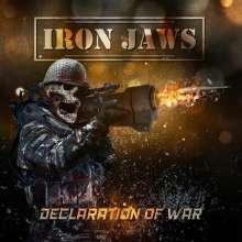 Iron Jaws: Declaration Of War, CD