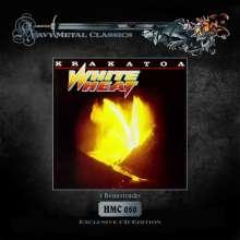 White Heat: Krakatoa (Limited Numbered Edition), CD