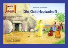 Monika Burger: Kamishibai: Die Osterbotschaft, Buch