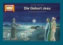 Dorothea Ackroyd: Kamishibai: Die Geburt Jesu, Diverse