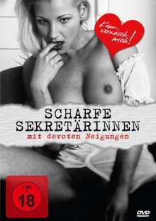 Scharfe Sekretärinnen mit devoten Neigungen, DVD
