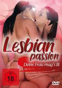 Lesbian Passion - Deine Frau mag`s bi, DVD