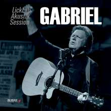 Gunter Gabriel: Licklab Akustik Session, LP