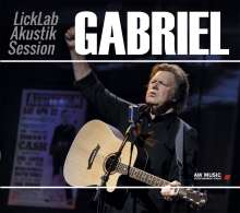 Gunter Gabriel: Licklab Akustik Session, CD