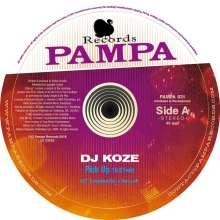 """DJ Koze aka Adolf Noise: Pick Up, Single 12"""""""