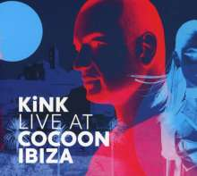 KiNK: Live at Cocoon Ibiza, CD