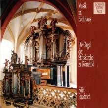 Musik im Bachhaus Vol.10 - Die Orgel der Stiftskirche Römhild (Orgellandschaft Thüringen), CD