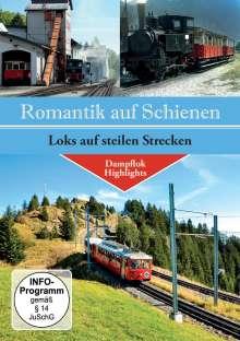 Loks auf steilen Strecken, DVD