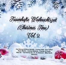 Traumhafte Weihnachtszeit (Christmas Time) Vol.2, CD