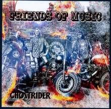 Friends of Music: Ghostrider, CD