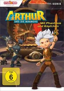 Arthur und die Minimoys DVD 3, DVD