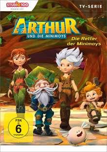 Arthur und die Minimoys DVD 4, DVD