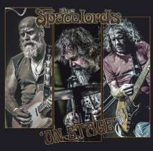 The Spacelords: On Stage, CD