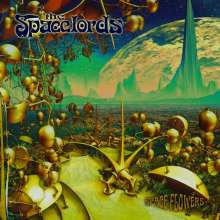 The Spacelords: Spaceflowers (Limited Edition) (Colored Vinyl), LP