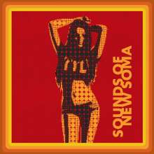 "Sounds Of New Soma: Birne/Maya (Limited Edition) (Orange/Red Vinyl), Single 10"""