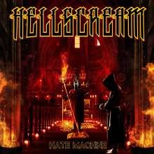 Hellscream: Hate Machine, CD