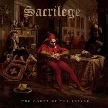 Sacrilege (England): The Court Of The Insane, CD