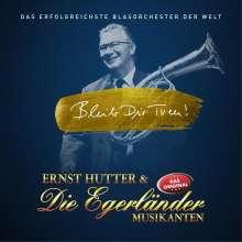 Ernst Hutter: Bleib Dir treu!, CD
