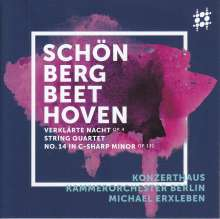 Arnold Schönberg (1874-1951): Verklärte Nacht op.4, Super Audio CD