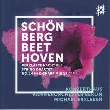 Arnold Schönberg (1874-1951): Verklärte Nacht op.4, SACD