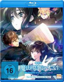 The Irregular at Magic High School: The Girl who Summons the Stars (Blu-ray), Blu-ray Disc