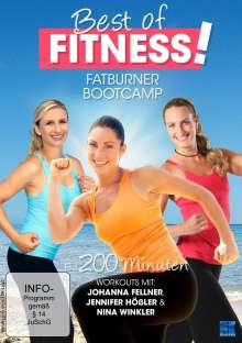 Best of Fitness - Fatburner Bootkamp, DVD