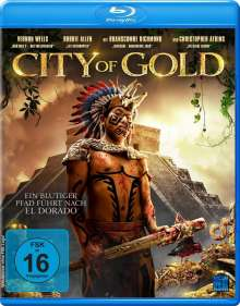 City of Gold (Blu-ray), Blu-ray Disc