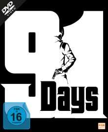 91 Days (Gesamtedition), 3 DVDs