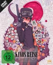 Kinos Reise - Die wunderschöne Welt (Gesamtedition), 3 DVDs