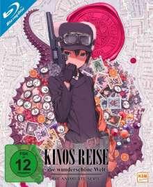 Kinos Reise - Die wunderschöne Welt (Gesamtedition) (Blu-ray), 3 Blu-ray Discs