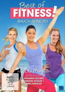 Best of Fitness! - Bauch Beine Po, DVD